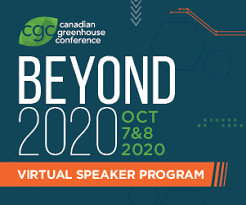 Canadian Greenhouse Conference Beyond 2020