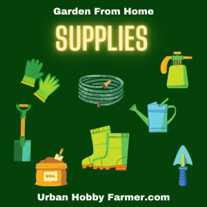 Supplies: Plant Health and Gardens