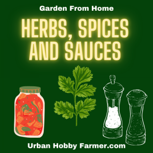 Herbs, Spices and Sauces
